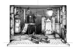 12. Cratchit's House