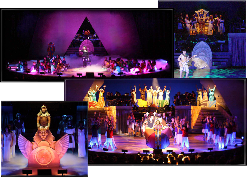 Joseph and the Amazing Technicolor Dreamcoat, 2010