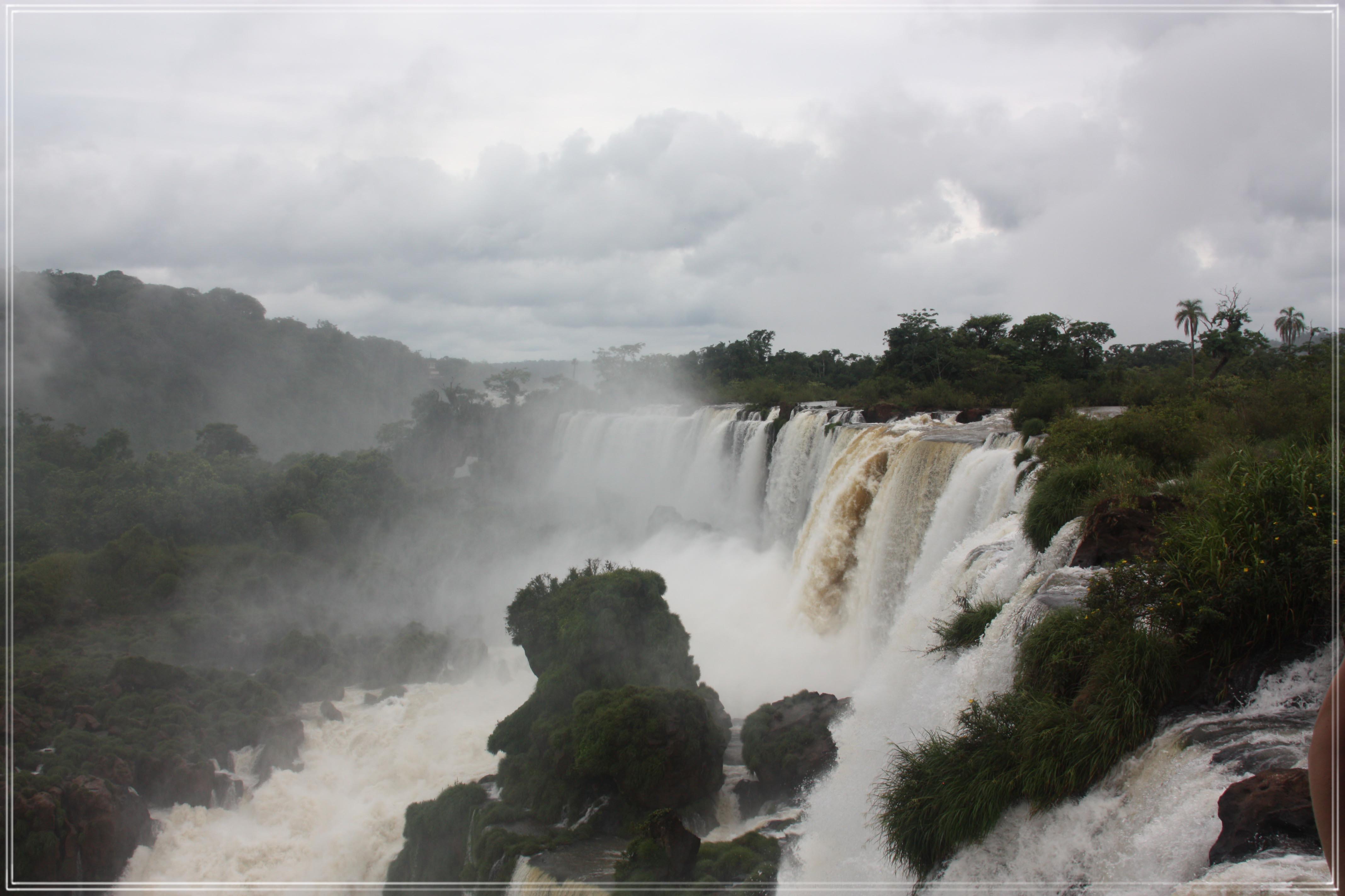 Iguazu Waterfall #4