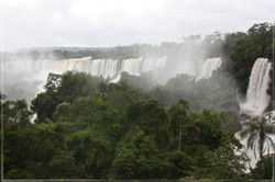 Iguazu Waterfall #1