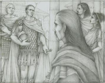 Maximus & Octavius at Corinium