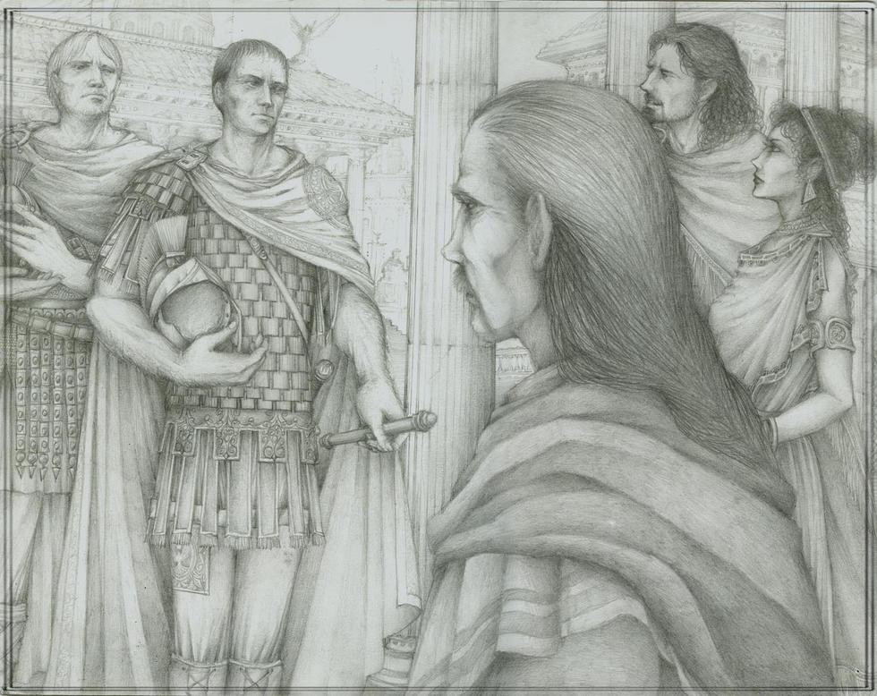 Maximus & Octavius in Corinium