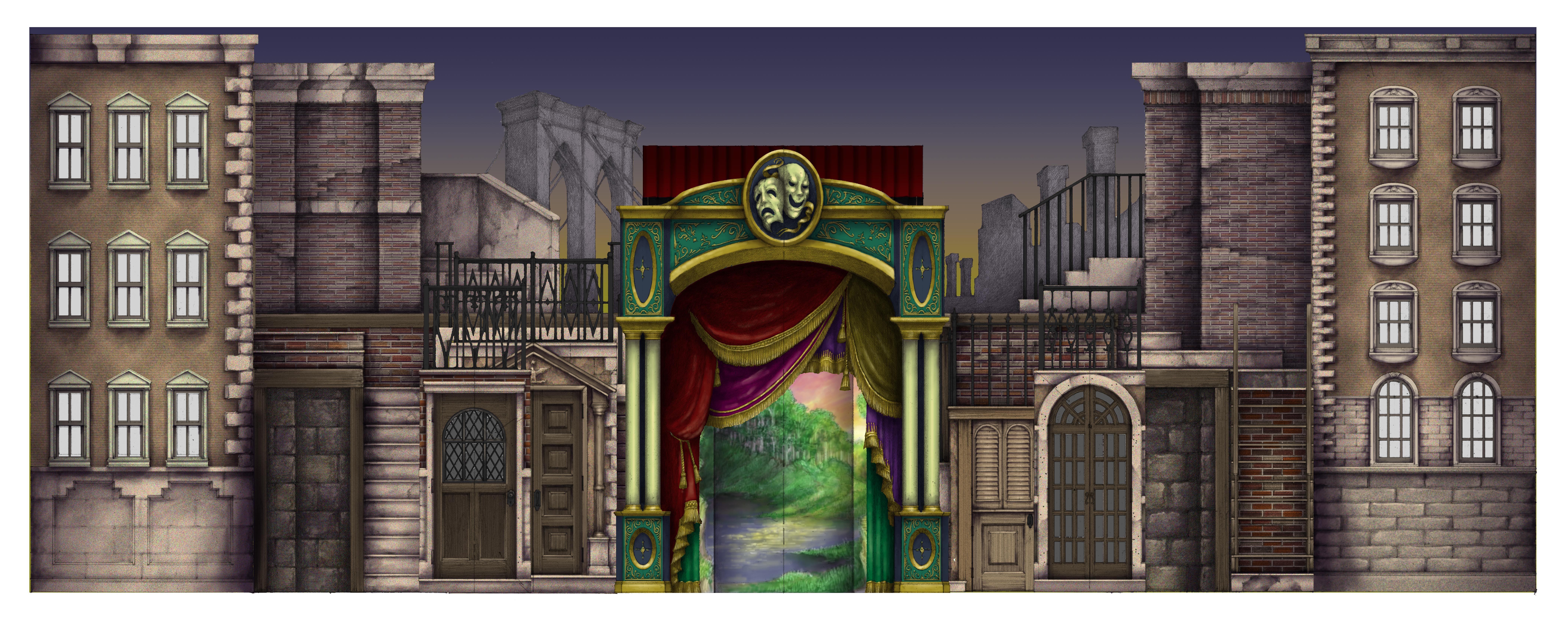 Medda's Theater
