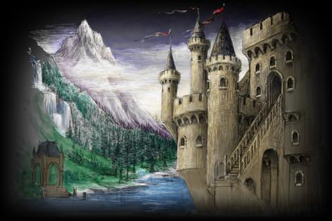 Projection #13: Castle 4