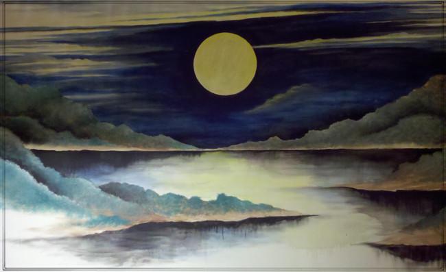 A MIDSUMMER NIGHT'S DREAM: Mural