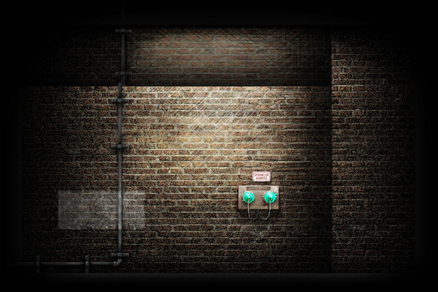 Projection #1: Brick Wall