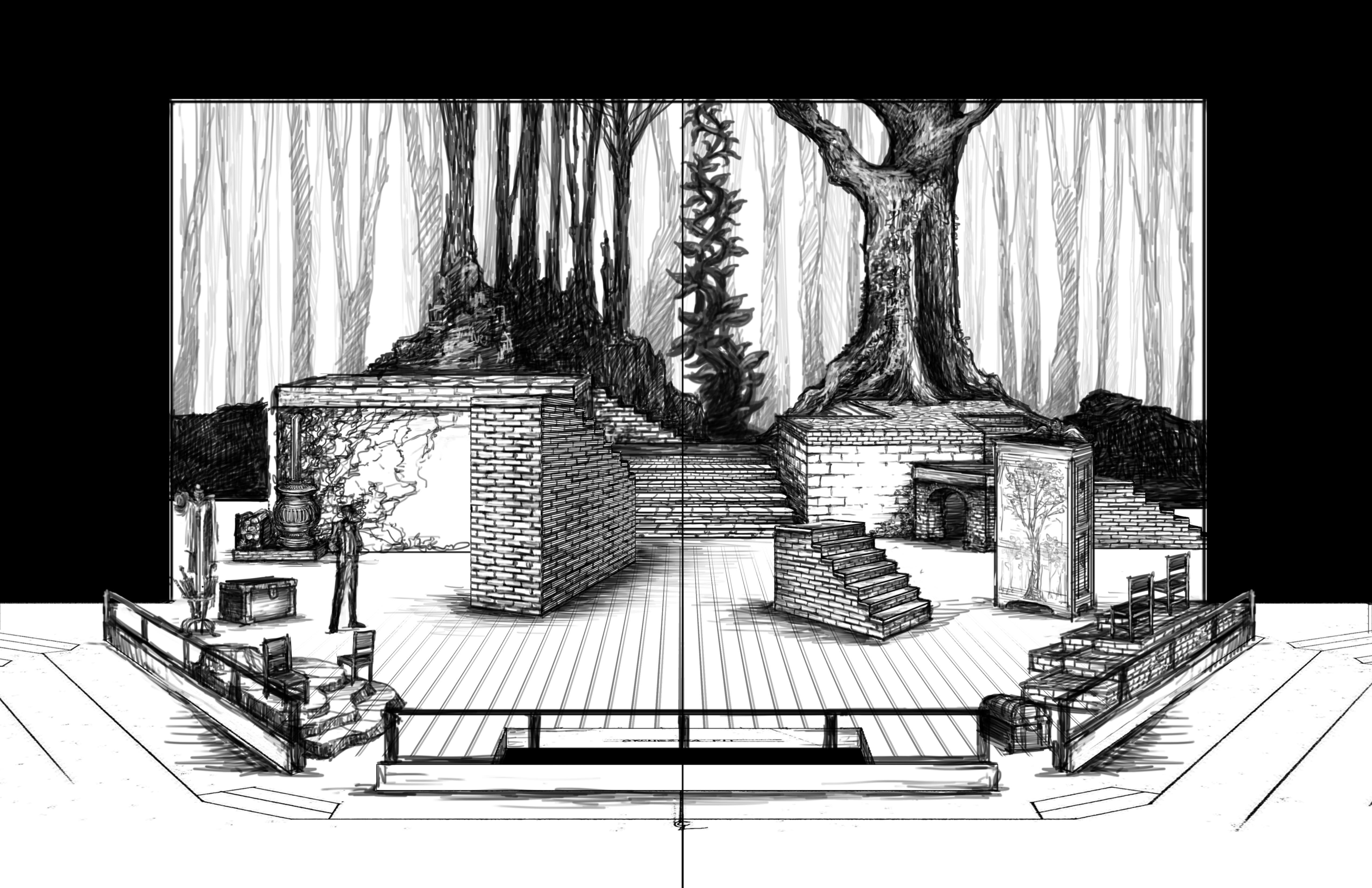 13. The Beanstalk