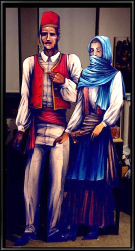 POSTCARDS FROM MOROCCO: Moroccan Couple