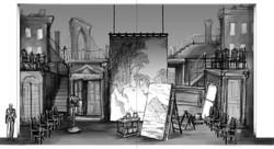 II.3.Medda's Theater, Backstage