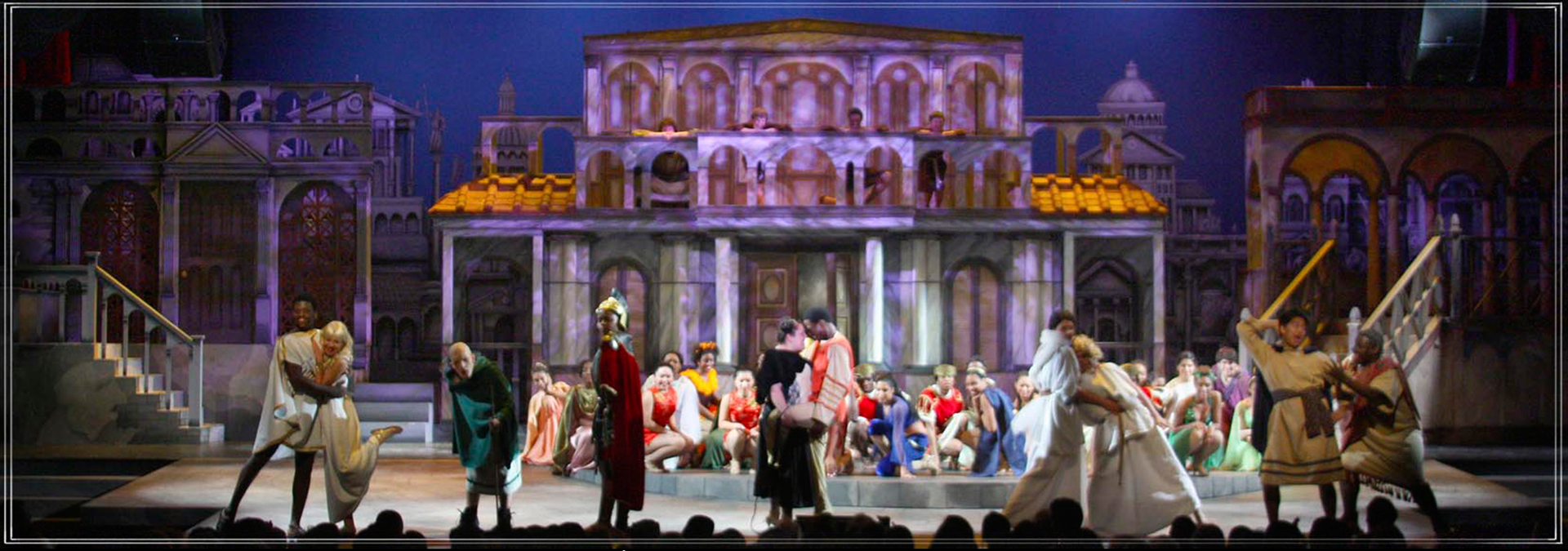 A Funny thing Happened on the Way to the Forum, 2012