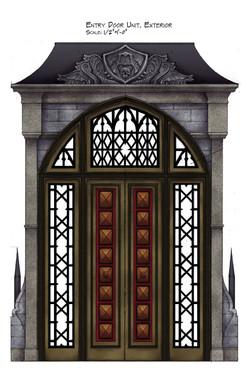 Entry Door Exterior