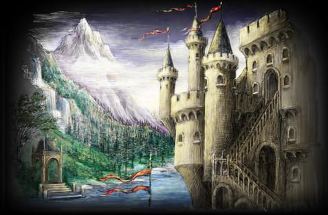 Projection #14: Castle 5