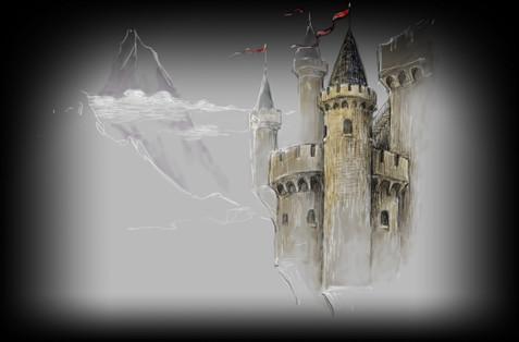 Projection #4: Castle 1