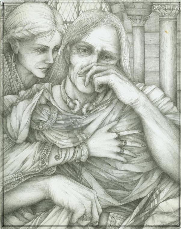 Arthur & Guinevere