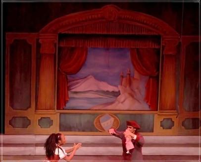 NAUGHTY MARIETTE: Puppet Theater