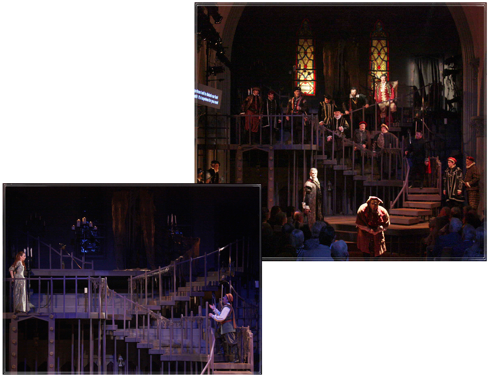 Rigoletto, 2012