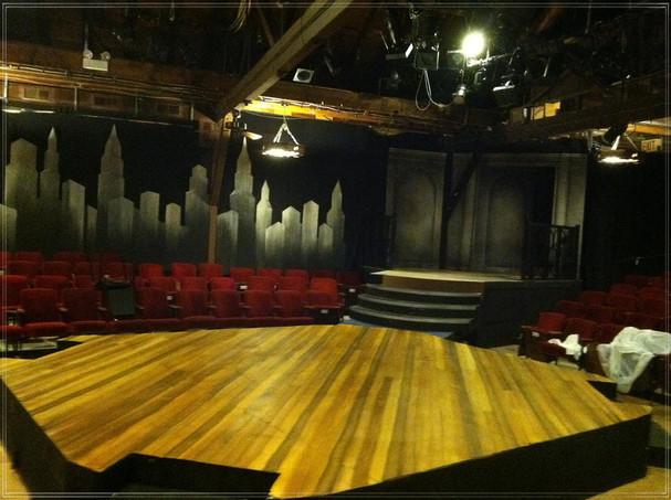 ANNIE: Painted Deck
