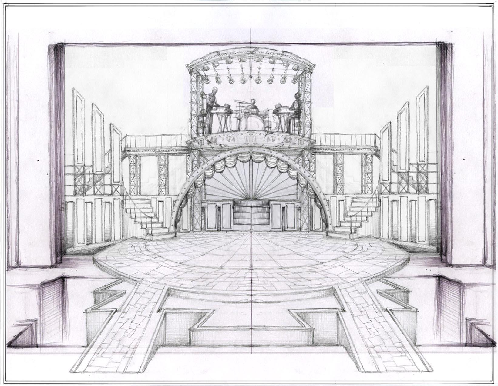 Preliminary Sketch #3