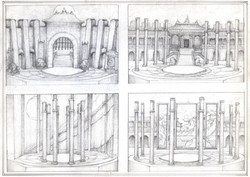 5-Turandot Sketches