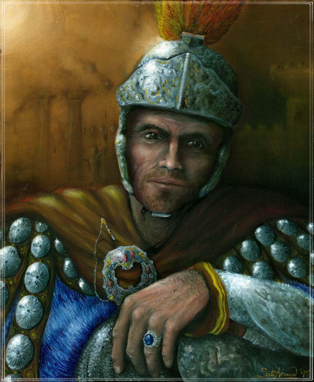 Flavius Magnus Maximus Augustus