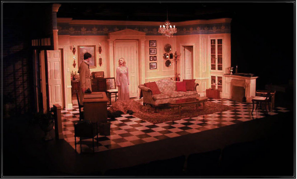 Dial 'M' For Murder, 2005