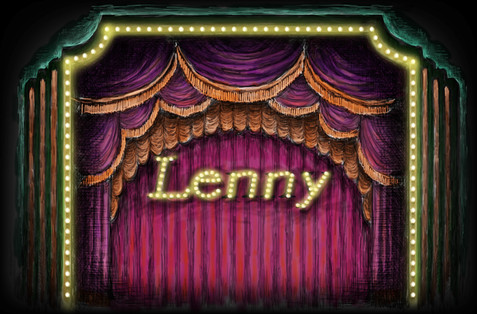 """Projection #6: """"Lenny"""""""