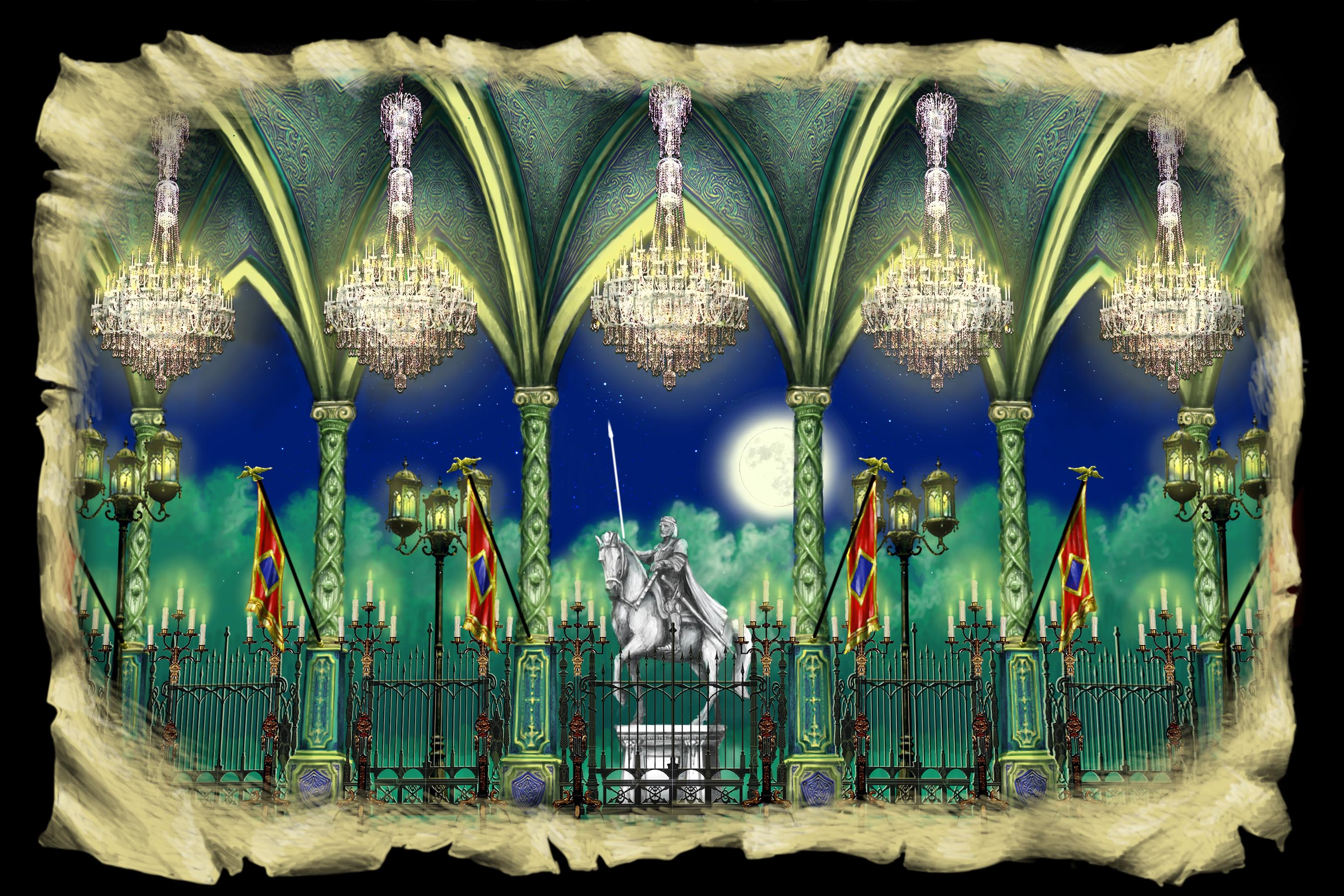 Scene 6. Palace Ballroom