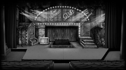 Sketch #16: Tony Giordano's Club