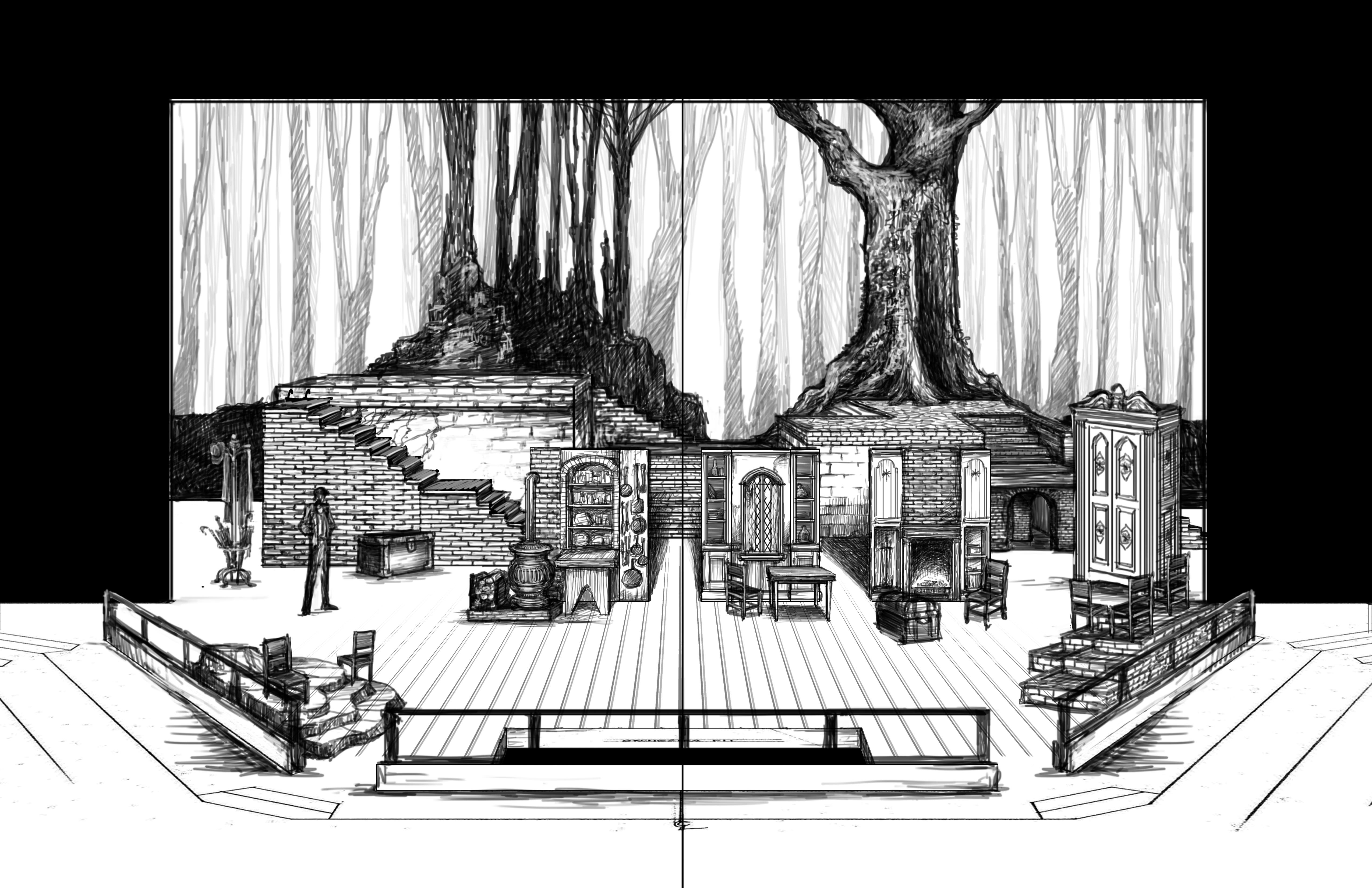 3. Threee Houses