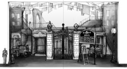 I.8c.Newsie Square, Gate of the World