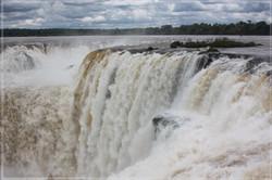 Iguazu Waterfall #9