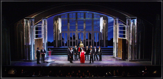 The Merry Widow- In America