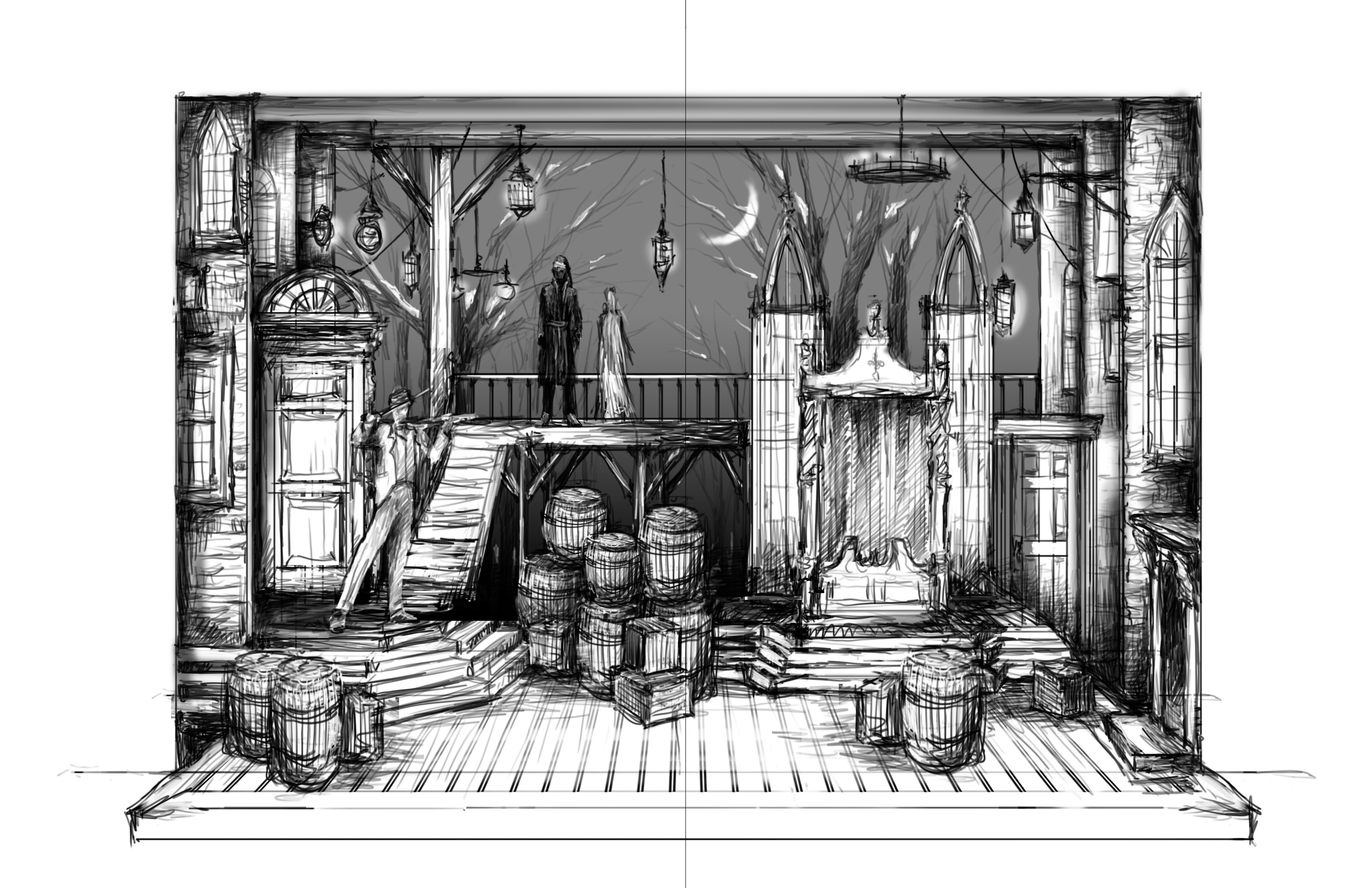 10. Fezziwig's Warehouse