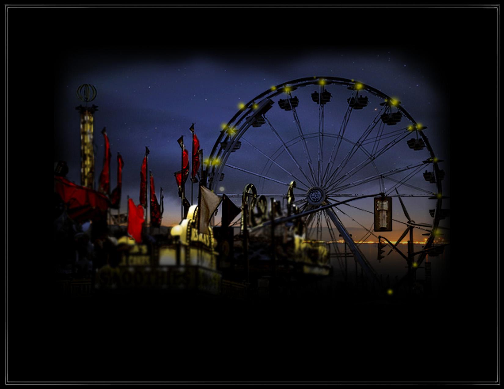 Projection #1: Amusement Park