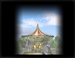 Projection #3: Merry-Go-Round