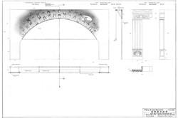Plate #6-Portal Elevations