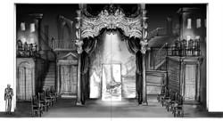 II.5.Medda's Theater, Onstage
