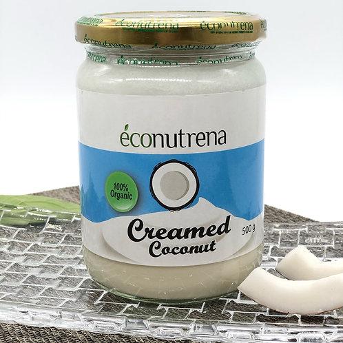 Соус крем кокосовый 500гр.