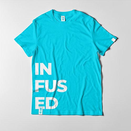 Infused Light Blue Shirt