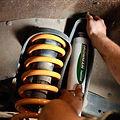 установка усиленных пружин