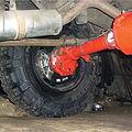 дисковые передние и задние тормоза