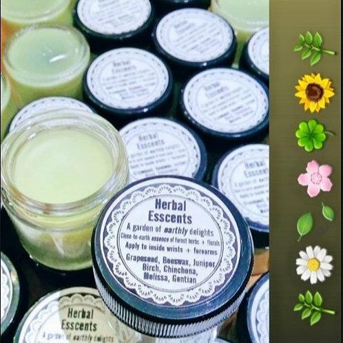 Herbal Esscents ~Botanical Solid Perfume