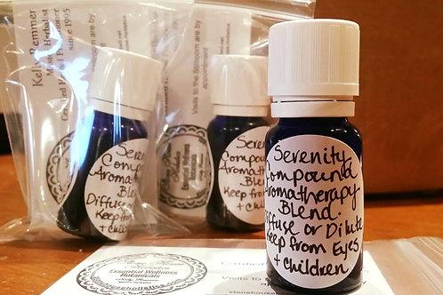 ~ Serenity Aromatherapy Blend ~