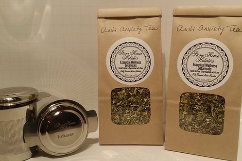 Traditional Anti~Anxiety Herbal Tea