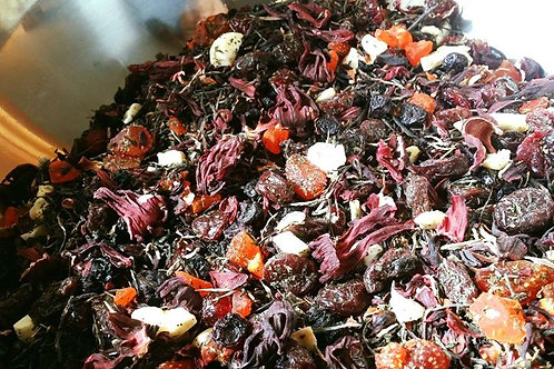 ~ Summer Berry Wellness Tea ~