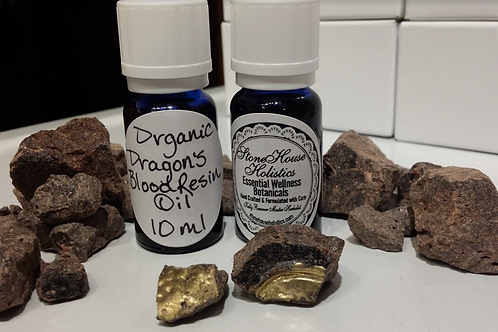 Dragon's Blood Resin Oil