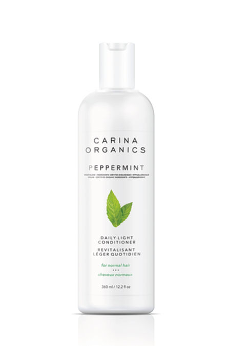 Carina Organics Peppermint Daily Light Conditioner