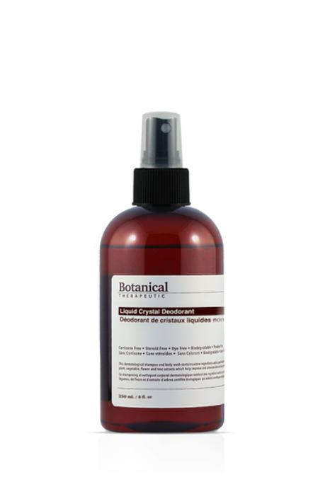 Botanical Liquid Crystal Deodorant Mist