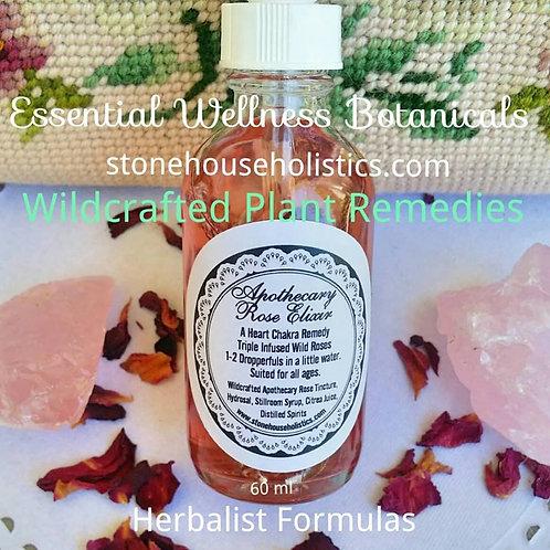 Wild Apothecary Rose Elixir