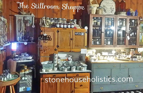 StoneHouse Holistics ~The Stillroom Shoppe